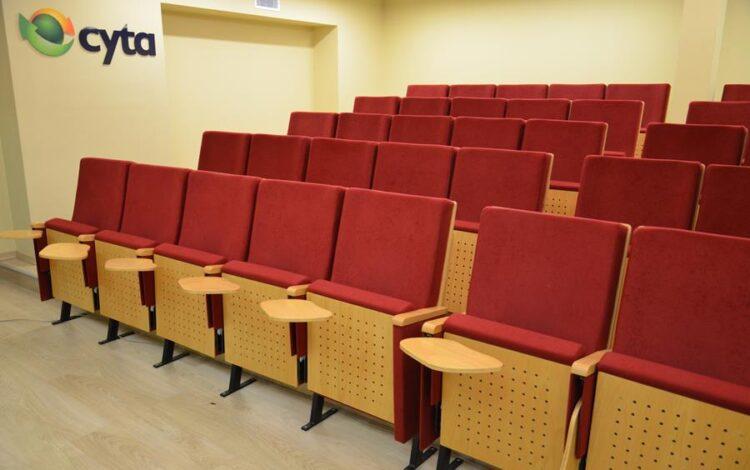CYTA - Green Office Athens • Έπιπλα Γραφείου, Καρέκλες γραφείου, Διαχωριστικά, Διευθυντικά, Εργασίας, Χώροι Υποδοχής, Τράπεζες Συμβουλίου, Βιβλιοθηκές, Συρταροθήκες, Χαμηλες Τιμες, Προσφορές