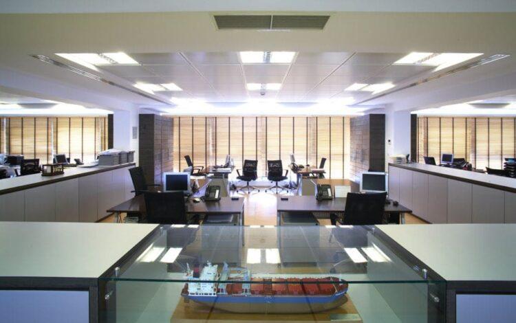 Prime Marine Management Inc. - Green Office Athens • Έπιπλα Γραφείου, Καρέκλες γραφείου, Διαχωριστικά, Διευθυντικά, Εργασίας, Χώροι Υποδοχής, Τράπεζες Συμβουλίου, Βιβλιοθηκές, Συρταροθήκες, Χαμηλες Τιμες, Προσφορές